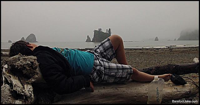 kid tired coast