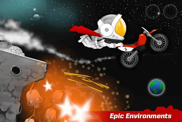 Bike Up v1.0.1.21 Apk Mod [Estrellas y oro ilimitado]