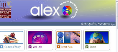 ALEX website