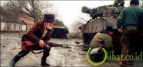 Revolusi Chechnya