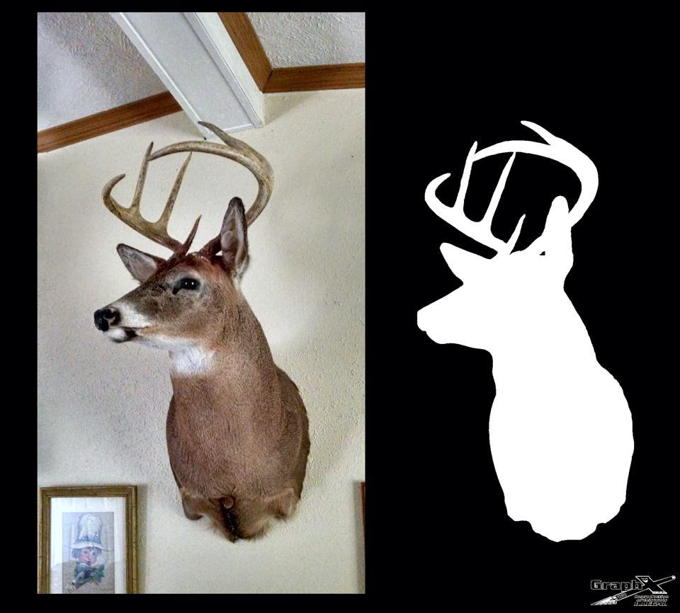 YOUR BUCK ON YOUR TRUCK DECALS