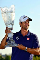 Adam Scott Barclays