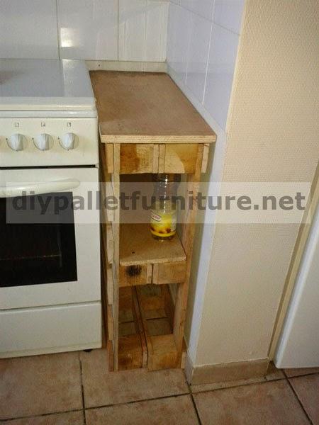 Armarios for Muebles con tarimas para cocina
