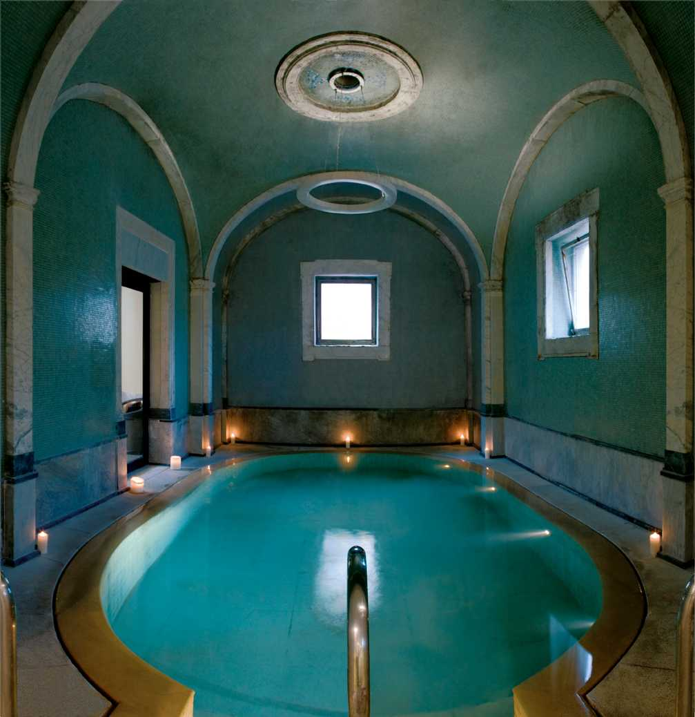 Enjoying tuscany s thermal spas and springs northeast - Terme di bagni di lucca ...