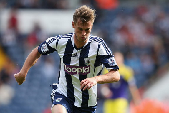 Markus Rosenberg didn't score a single goal for West Brom in his season and a half with the club