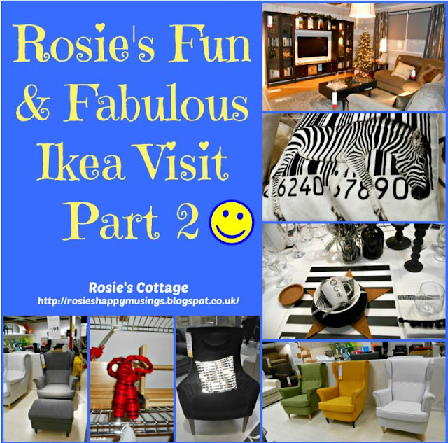 Rosies fun & fabulous Ikea visit part 2