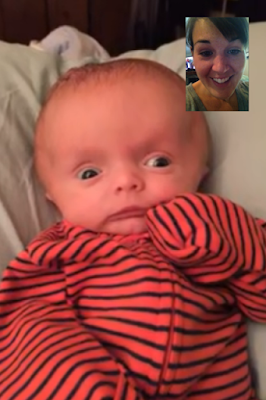FaceTime with Blake