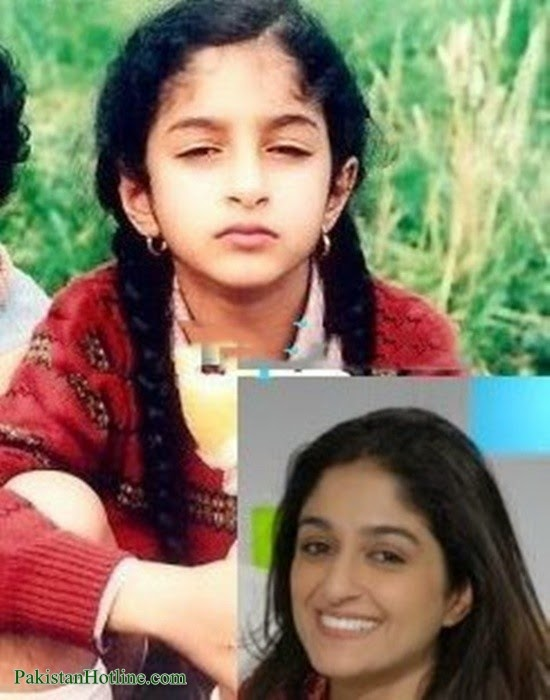 Childhood Pictures Of 50 Pakistani Celebrities