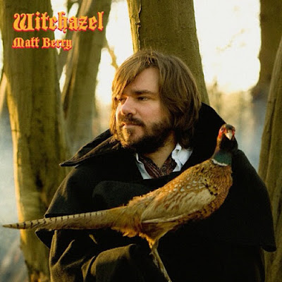 Matt Berry's 'Witchazel'