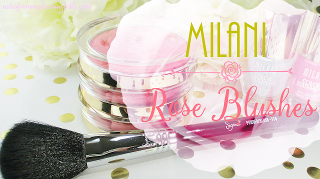 milani rose blushes notesfrommydressingtable.com