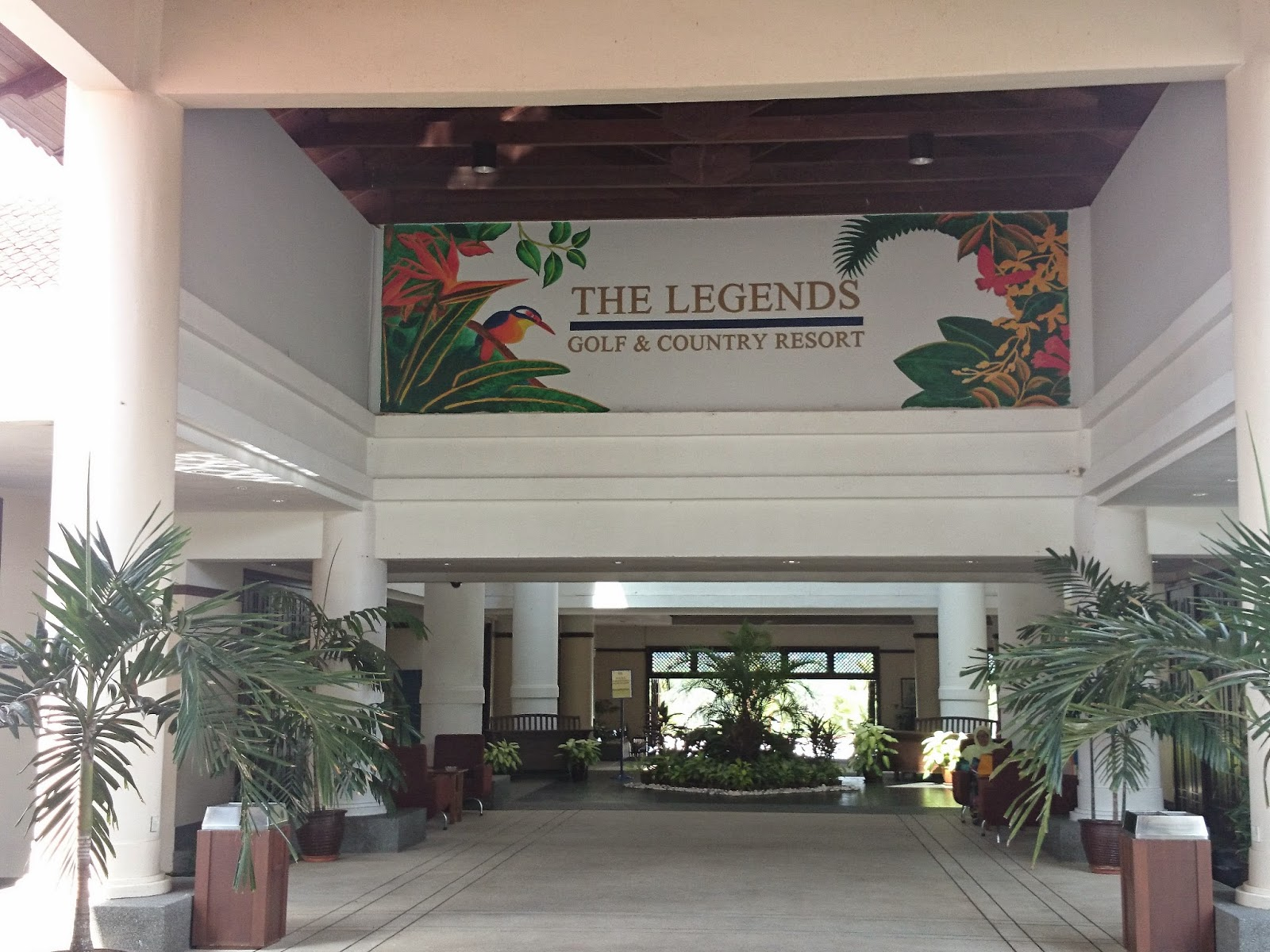The Legend Golf & Country Resort, Sedenak Johor (Part 1)