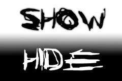 Membuat Klik Show Dipostingan Blog