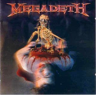 Megadeth - The World Needs a Hero album
