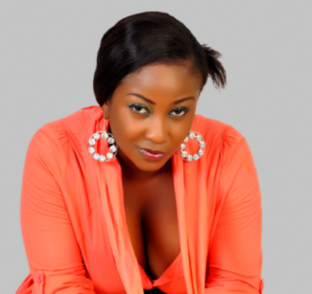 Yoruba Actress Tope Osoba Shows Off What She's Got