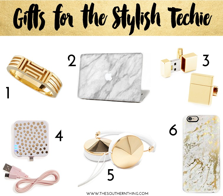 Gifts for the Stylish Techie