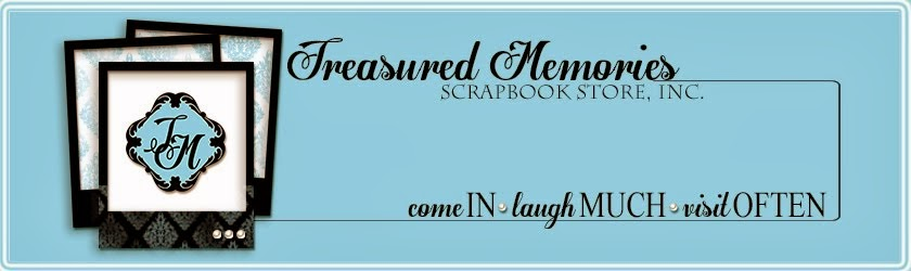 Treasured Memories Scrapbook Store
