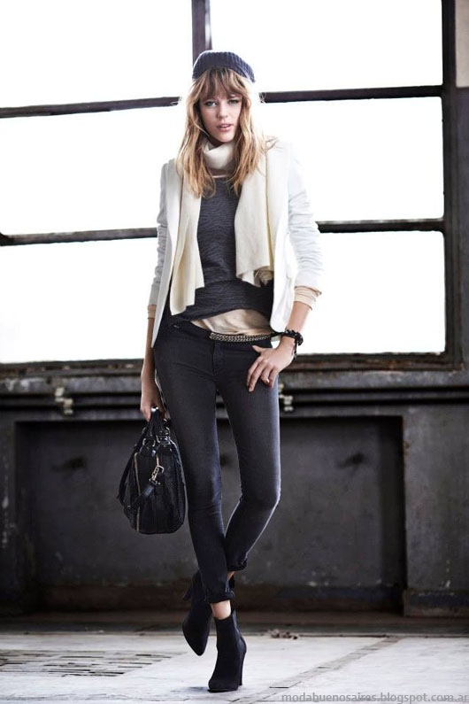 Paula Cahen D'Anvers otoño invierno 2014 moda invierno 2014.