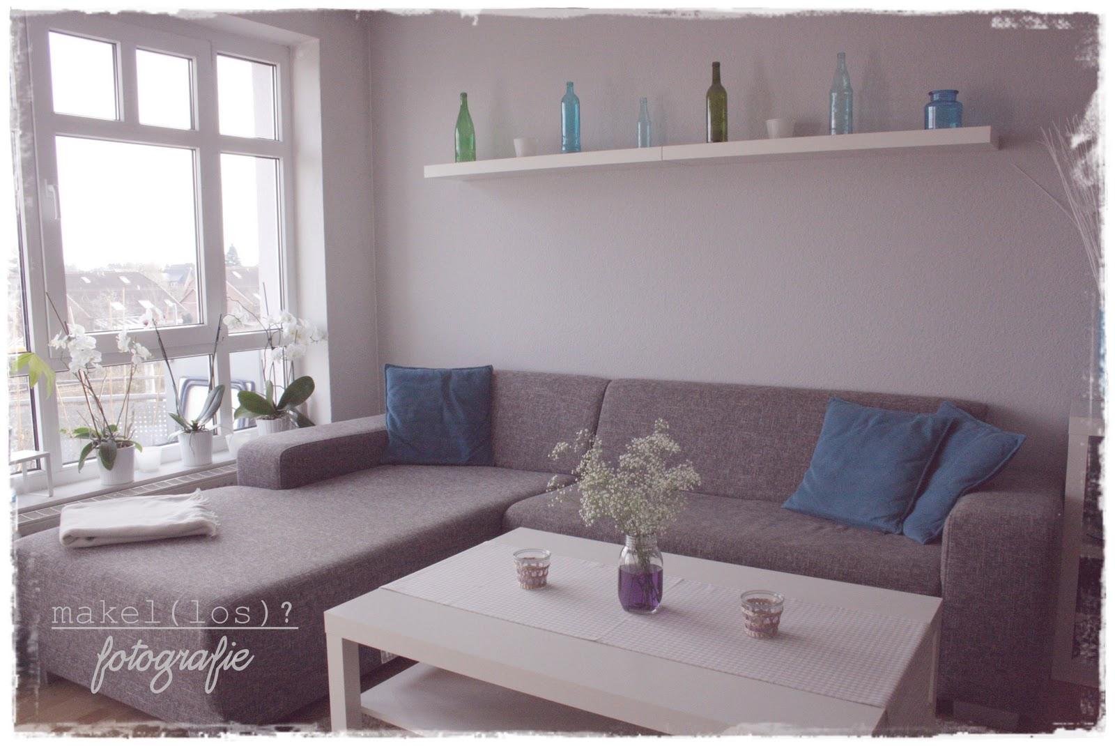 Wohnzimmer kuschelig  makel(los)?: schlüsselloch-blick