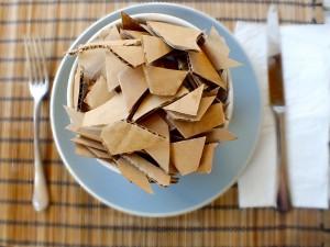 Eating Cardboard