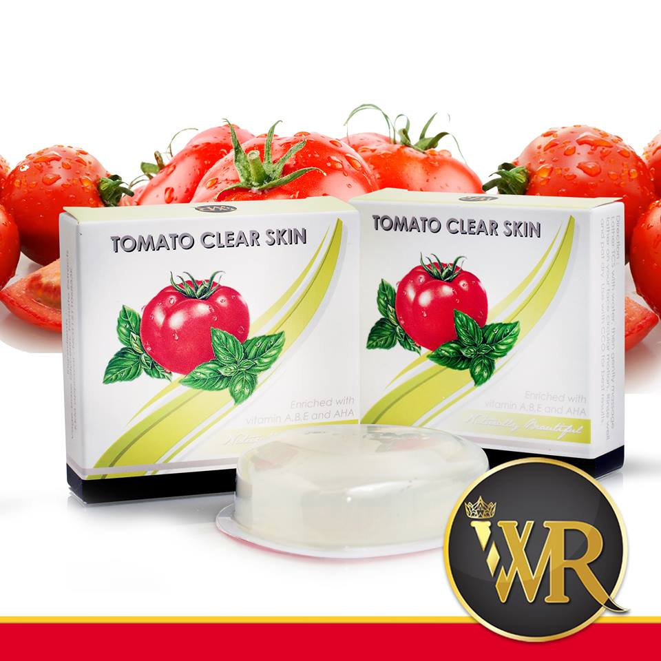 TCS | Tomato Clear Skin