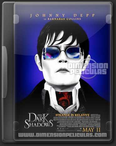 Dark Shadows (DVDRip Inglés Subtitulado) (2012)