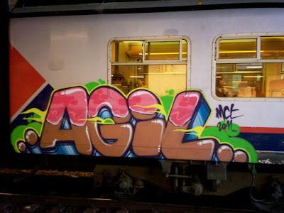graffiti MCT