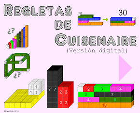 Regletas de Cuisenaire