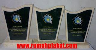 Plakat Penghargaan, Plakat souvenir, Jual Plakat, 0812.3365.6355, www.rumahplakat.com