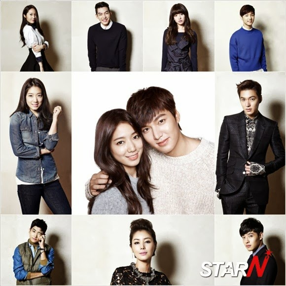 'The Heirs' rising as the most anticipated drama