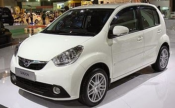 Daihatsu New Sirion