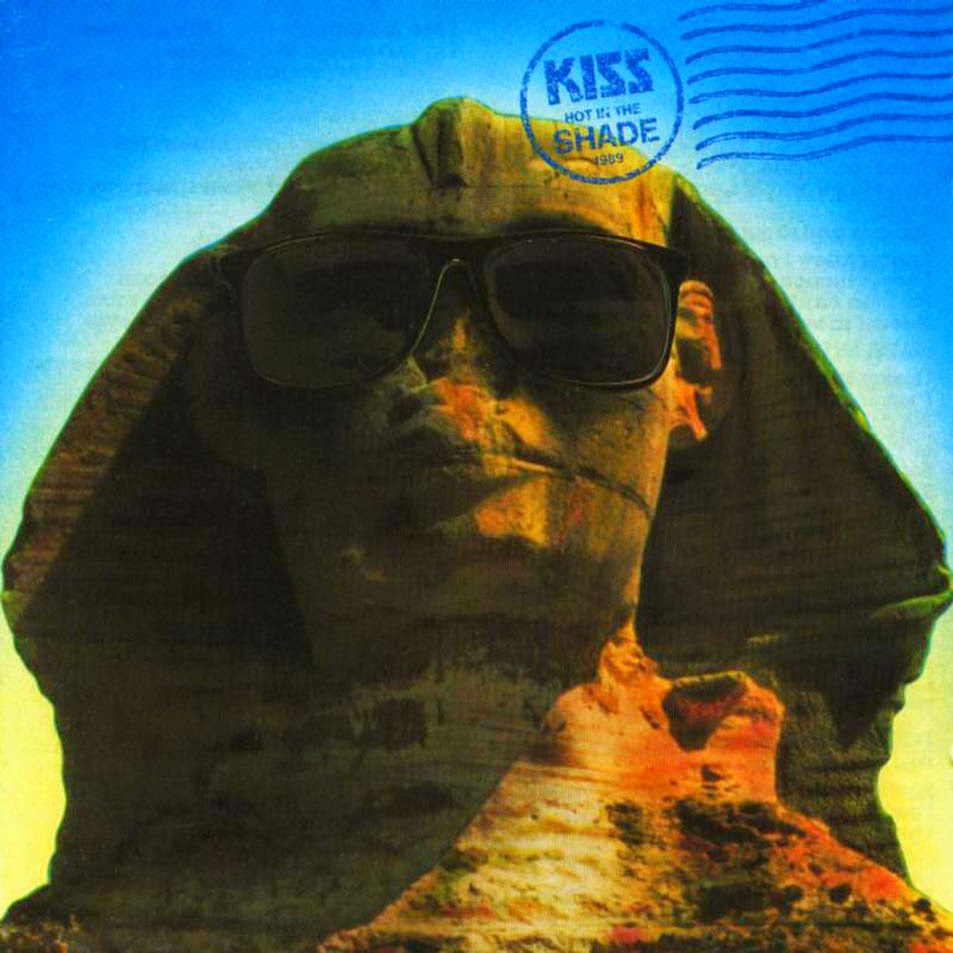 Portada Kiss-Hot In The Shade
