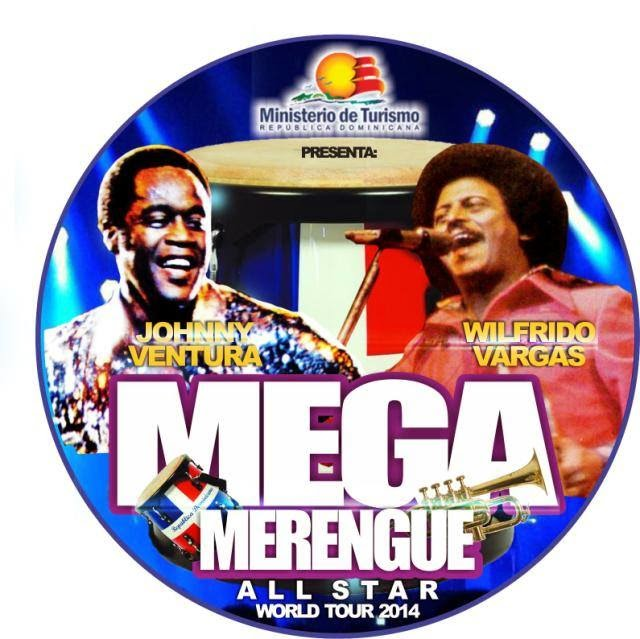 EL MEGA-MERENGUE