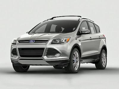 2014 Ford Escape Release Date, Redesign & Price
