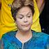 Dilma é alvo de vaias e protestos em Teresina