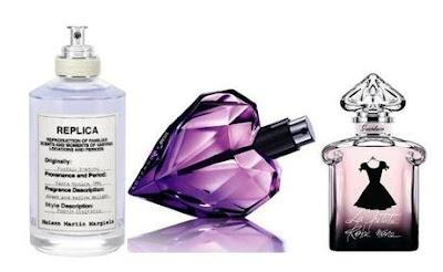 Margiela Diesel Guerlain Perfumes