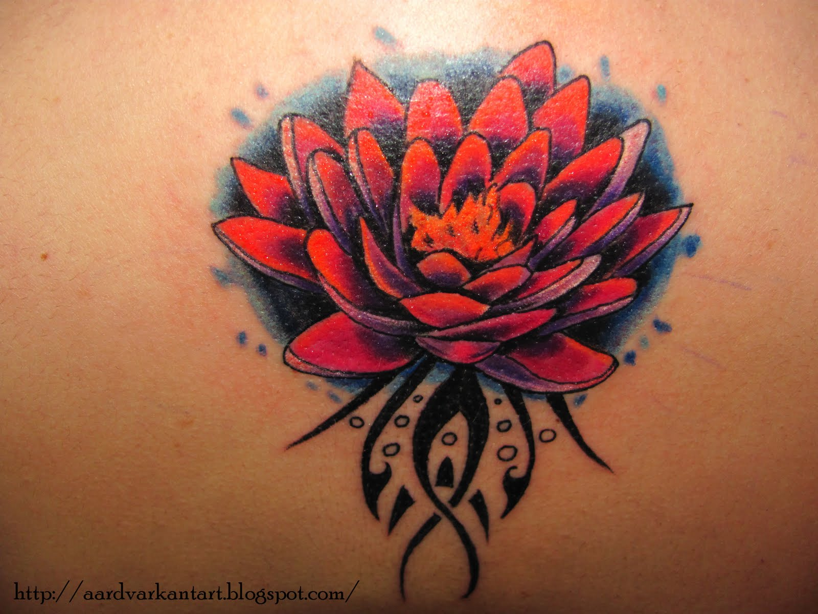 Water lily flower tattoo designs comousar water lily flower tattoo designs water lily tattoo meaning izmirmasajfo Choice Image