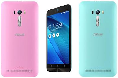 Harga dan Spesifikasi Asus Zenfone Selfie Terbaru