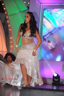 Neha Dhupia  Stage Dance Pictures at TV9 TSR Awards ~ Celebs Next