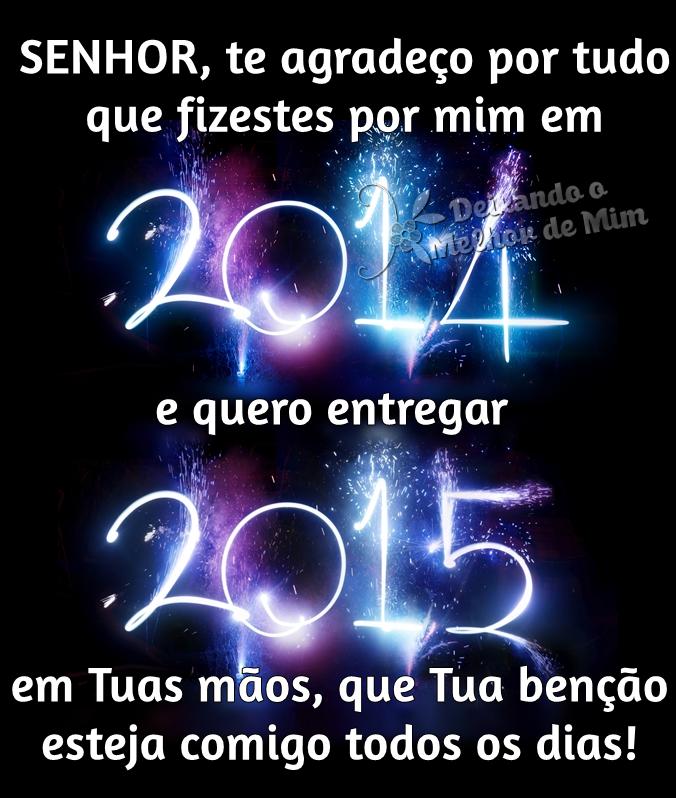Feliz ano novo 2015