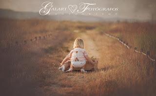 fotografia infantil en exteriores, galartfotografos