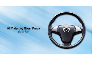 steering wheel grand new avanza 2015
