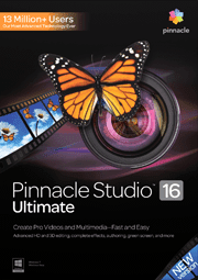 Pinnacle Studio 16 Ultimate Full Activation Pack - Mediafire