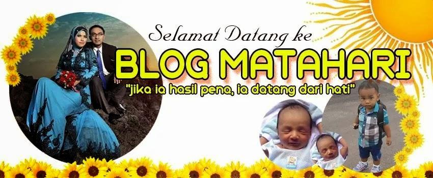 Blog Matahari