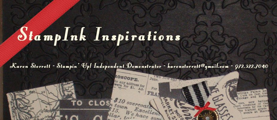 StampInk Inspirations