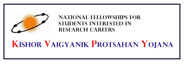 KVPY Fellowship 2015