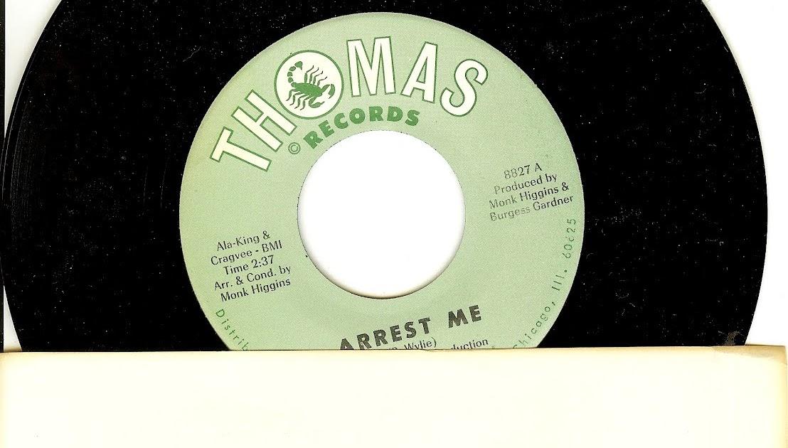 Jamo Thomas Arrest Me
