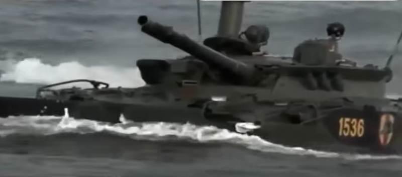 Gambar kehebatan da kemampuan marinir AL Indonesia