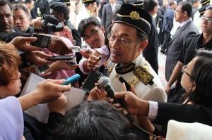 Anwar pertimbang bawa isu kecurangan PRU kepada Agong
