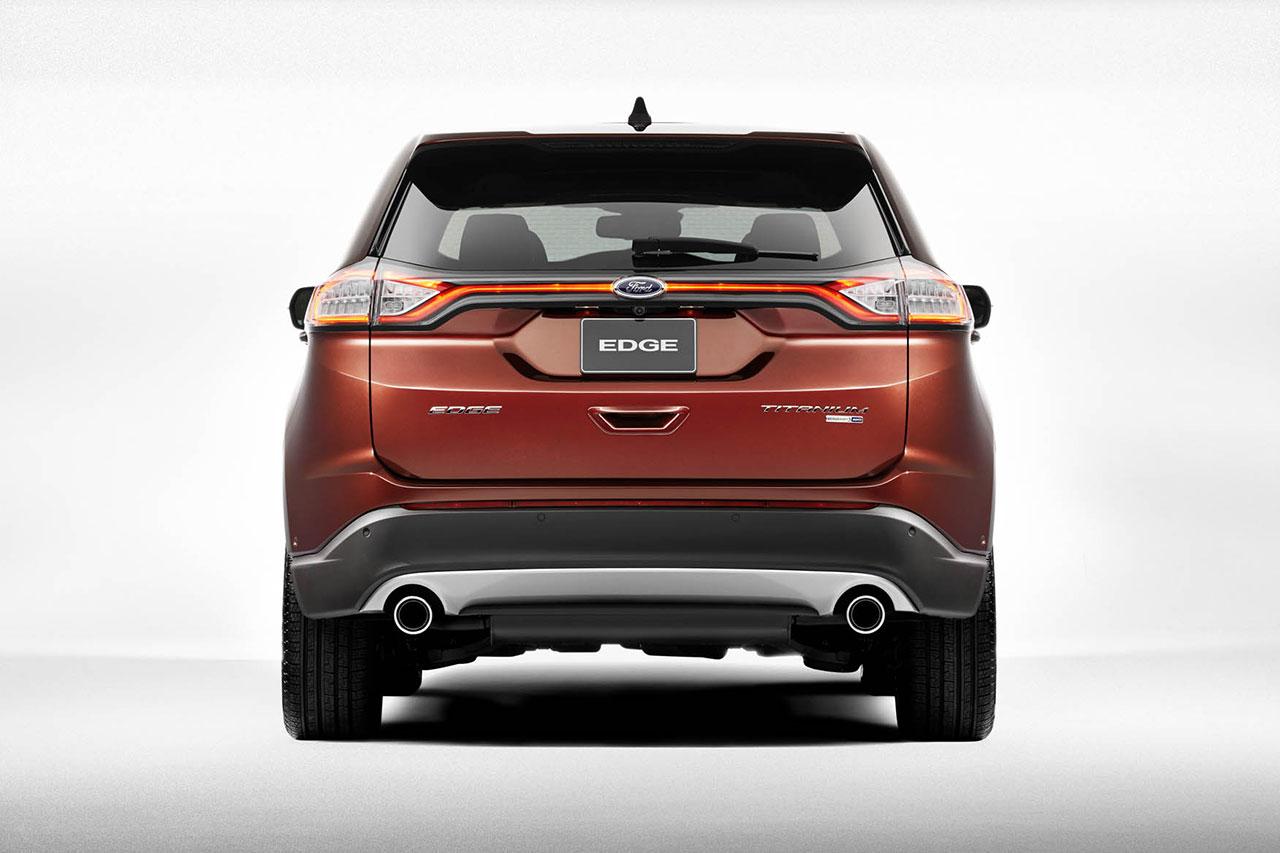 Ford Edge rear