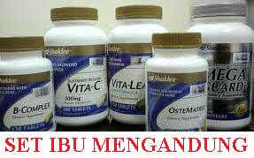 set preggy shaklee